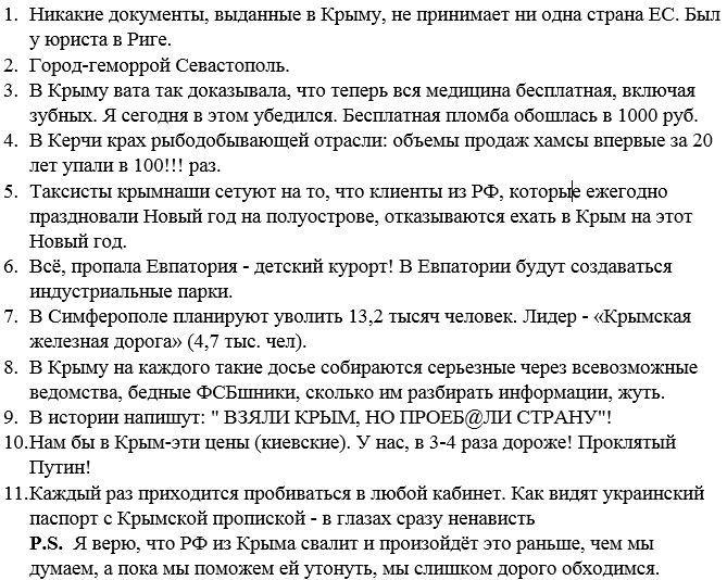 Херсонская ОГА предложила ОБСЕ совместно патрулировать границу с Крымом - Цензор.НЕТ 9233