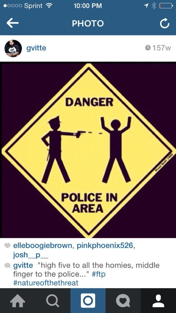 Posted this 157 weeks ago...multiple times... know the pain, fear and rage.. Praying no one gets hurt protesting.. http://t.co/ppERgmv3hC