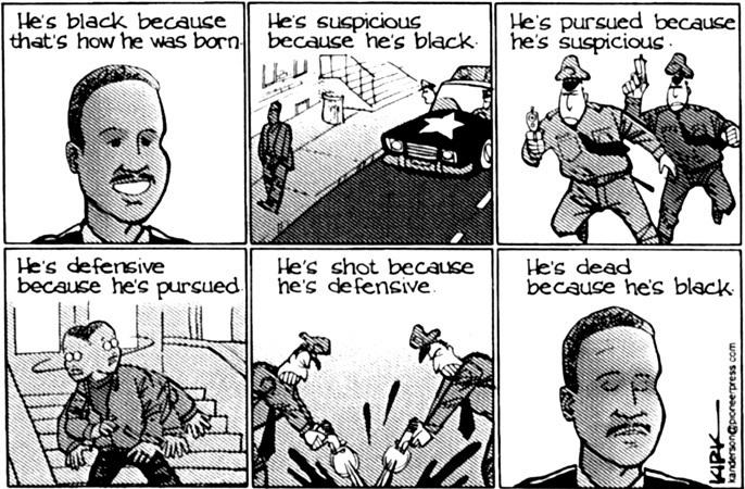 """@PRAEyesRight: #DefendingJustice: How Does Law & Order Play Out in Racial Terms? http://t.co/AS8IXZIXuN #Ferguson http://t.co/VA9mqozFRd"