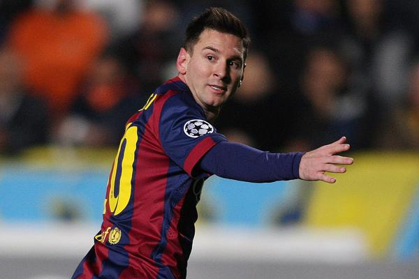 [Champions League] VIDEO Apoel Barcellona 0-4 Gol Highlights con Record di Leo Messi