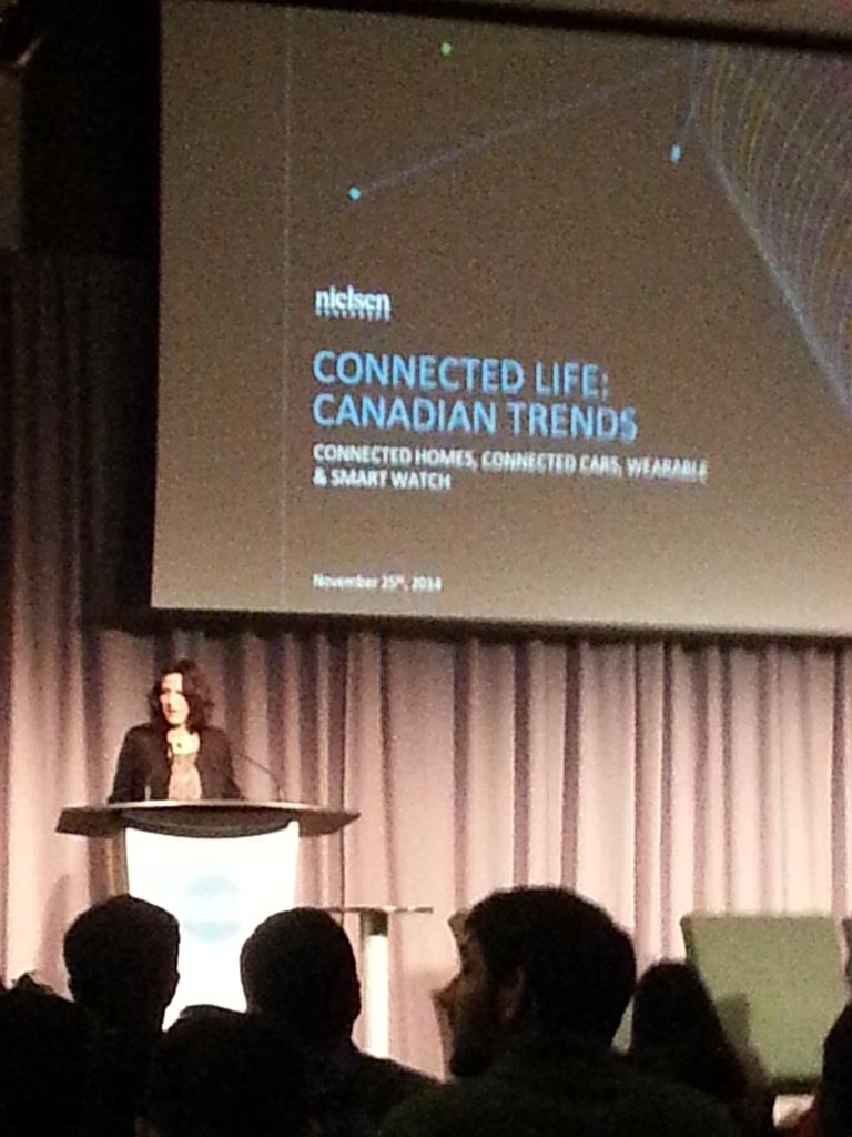 Connected Life: Canadian trends - cars, wearable and watches #wearewearables #Toronto http://t.co/adXMYGu9xB