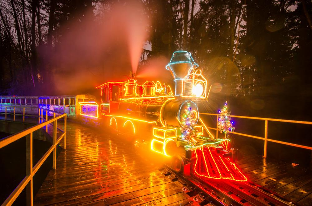 ZooLights returns to the @OregonZoo in Washington Park!! Info on getting there via @trimet at http://t.co/GoCgg1AIzF http://t.co/j6nMgCU8Lv