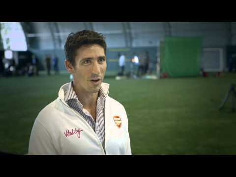Behind the scenes with Arsenal FC http://t.co/BDYysy5dlT http://t.co/y0r0C0JEm0