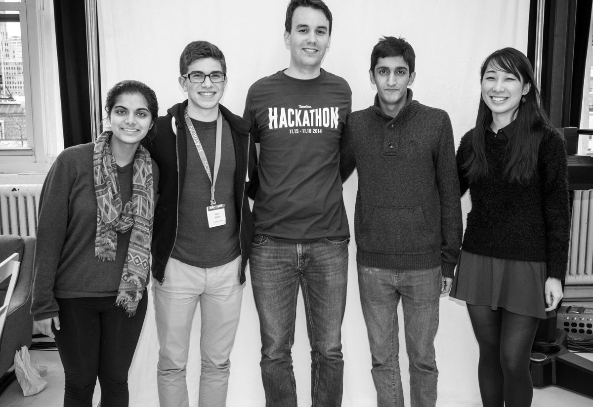 Writing a work blog on our technology & product engineering team's #hackathon (Guess what? Some winners repped NYU) http://t.co/rpjsfOeoTC