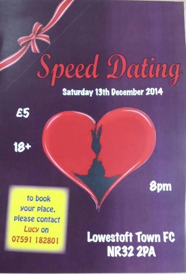 Speed Dating Lowestoft
