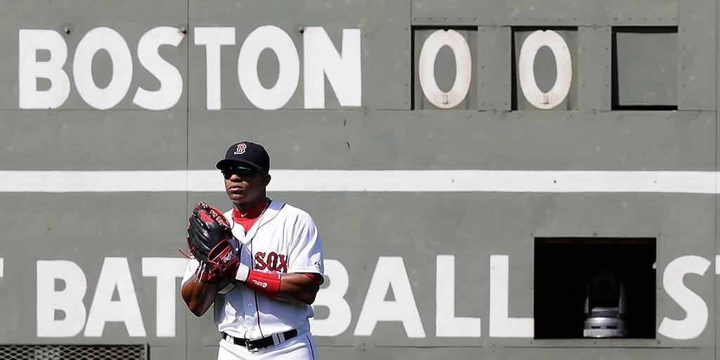 110482a6eee39 redsox skipper john farrell hanleyramirez to play lf ynscspds to move to cf  or rf