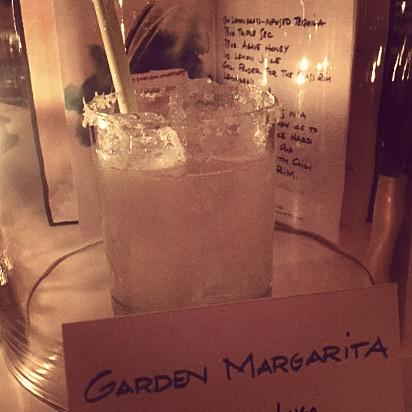 garden margarita w/ @casadragones…best drink on the menu at @RWMayakoba @RosewoodHotels http://t.co/vLX9gYUZ2u