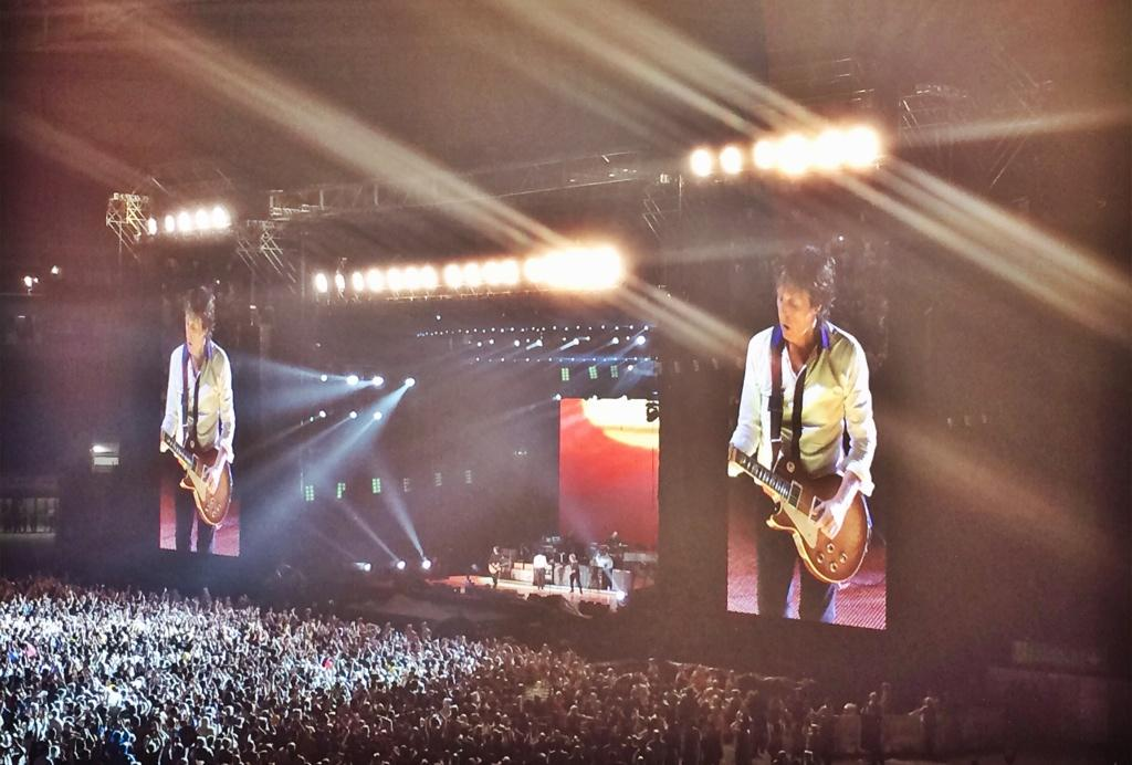 Sir @PaulMcCartney in Sao Paulo! He is hands down the best live performer I've ever seen. http://t.co/yGevhWsium