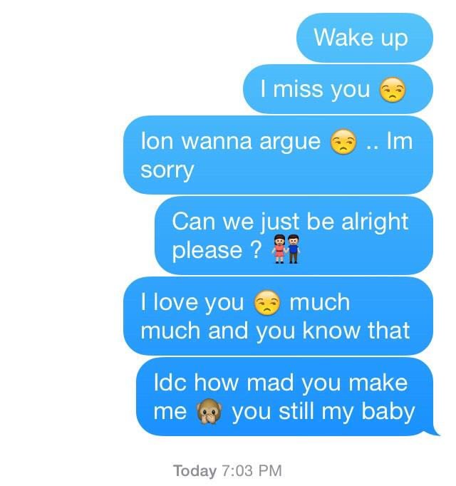 How to get a guy to stop texting you