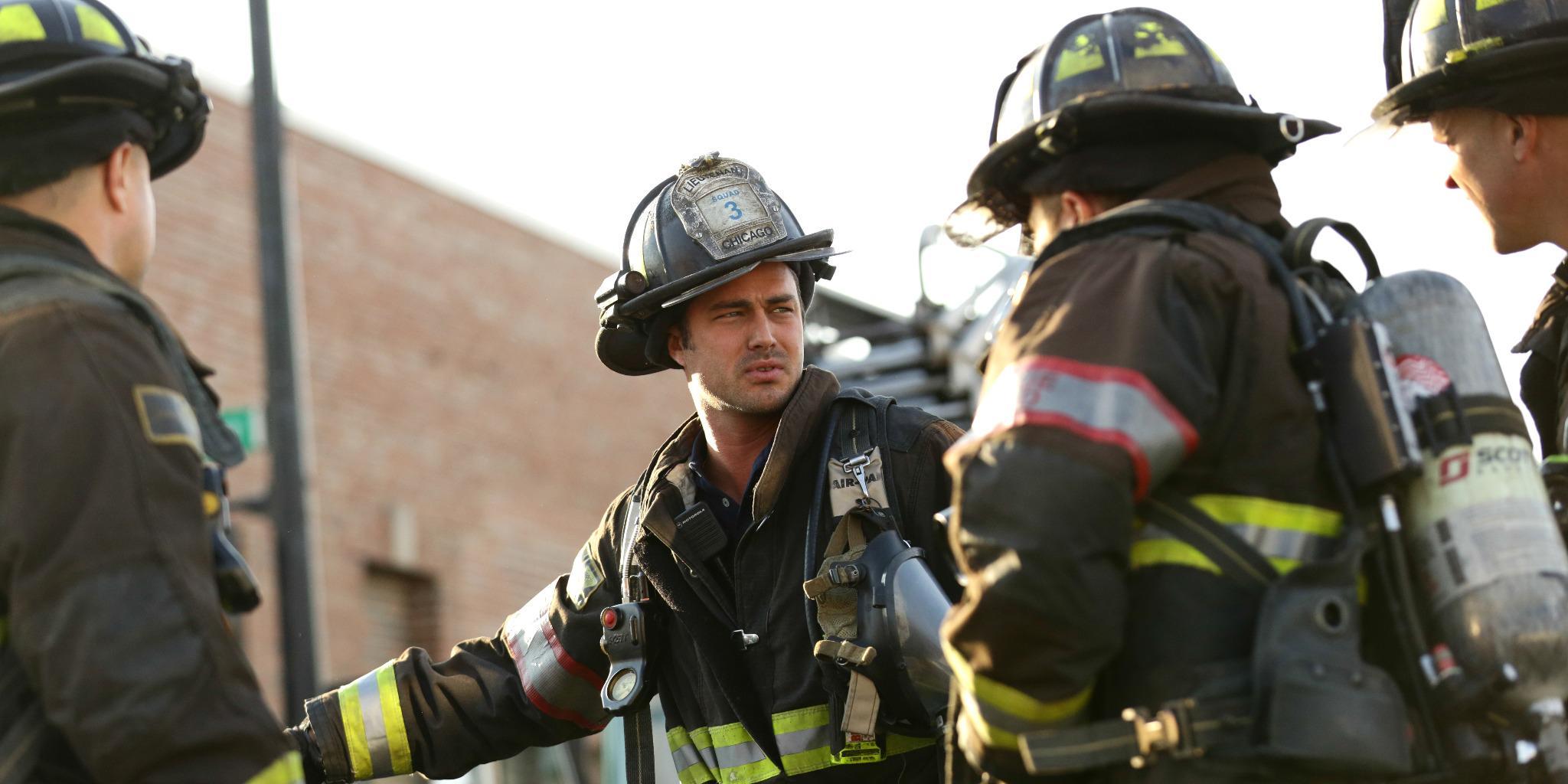 Chicago Fire Twitter