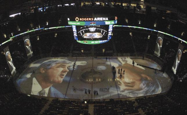 """@VanCanucks: Replay of #Canucks Pat Quinn tribute ceremony, accompanied by Mark Donnelly - http://t.co/xnmEfx3xE6 http://t.co/uABKyhK8Si"""