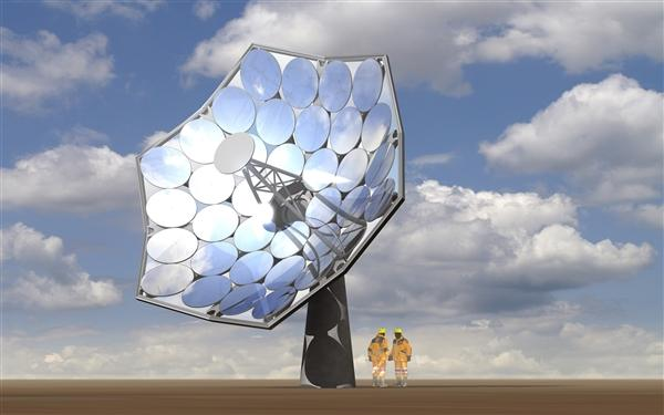 Solar sunflower could bring clean energy anywhere - CNN.com