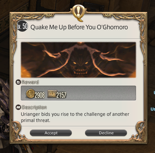 Ask Your Final Fantasy XIV