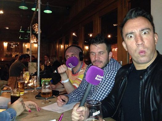 RT @absoluteradio: Morning you lot - last night, the Pub Quiz Tour rolled into Birmingham. Once again, we feel a bit squiffy. @OC #OC http:…