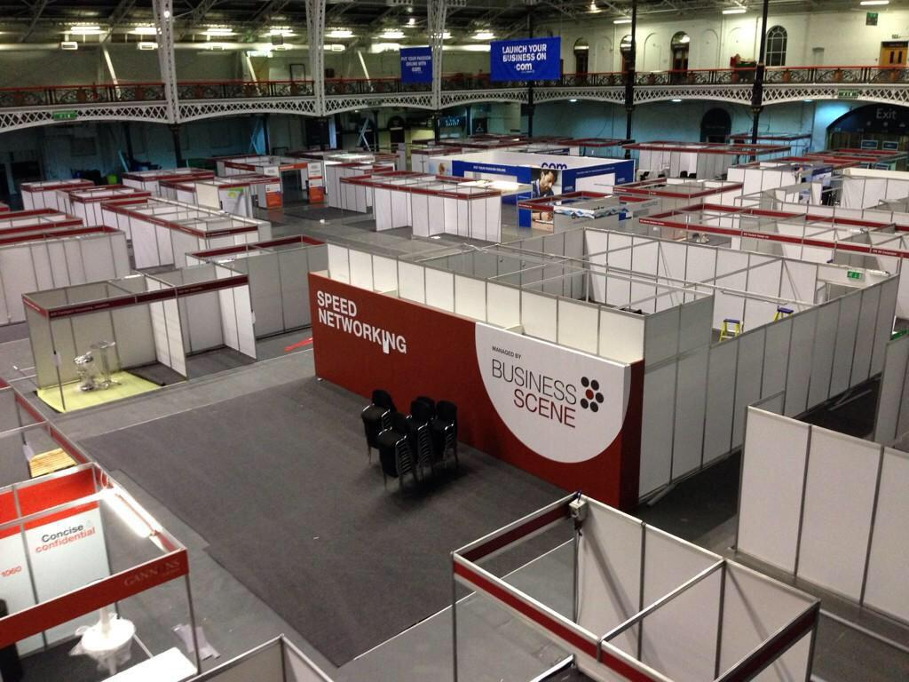 So excited! Join us this Thurs & Fri at Olympia for the largest business show in the UK #TBS2014 #BSU2014 http://t.co/IZ8GWZhTA9