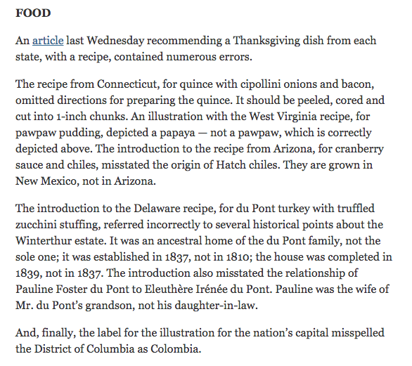 Good lord, @nytimes, it's Thanksgiving. Pull it together http://t.co/C07QBrGydA