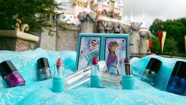 Disney Unveils New 'Frozen' Makeup Line!