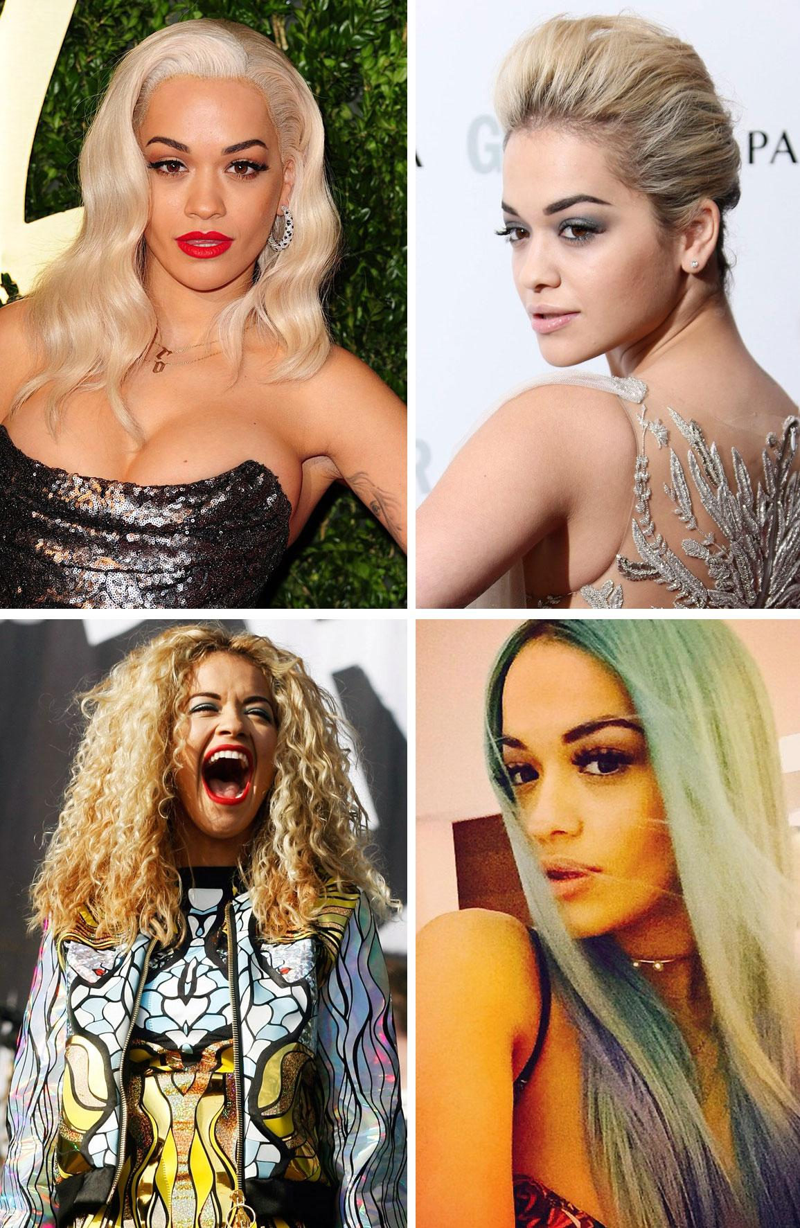 Rita Ora's life in 27 awesome hairstyles: http://t.co/812zCqzsdp http://t.co/iH3AsqEdul