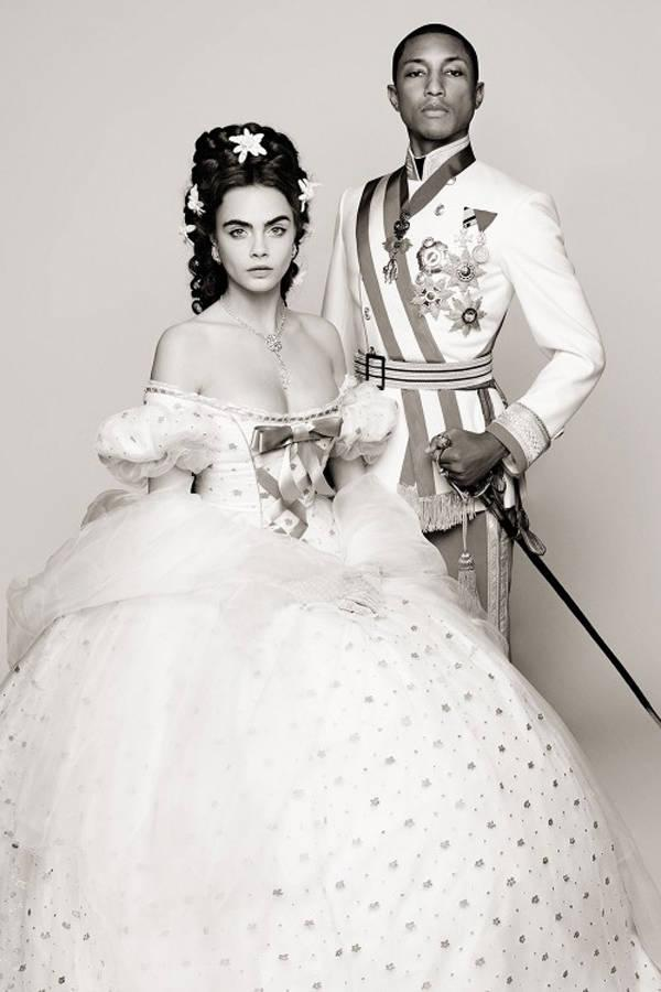 Cara Delevingne and Pharrell Williams create a fairy tale for #Chanel: http://t.co/DcQgE4XBmt http://t.co/xZNQ7UTmuM