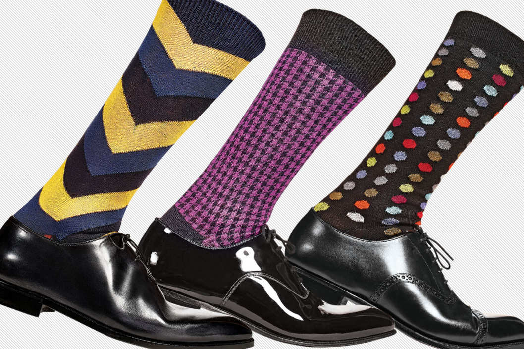 Your groom needs one of these 5 classic shoe-kooky sock combos: http://t.co/5DpBJZkxVa http://t.co/LwOE5DekVv
