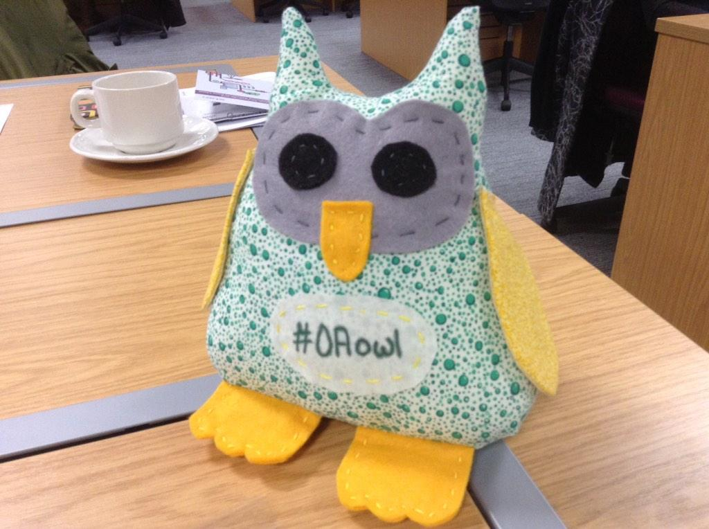 Salina's owl star of the #ustlg http://t.co/zlEBKk1Ilk