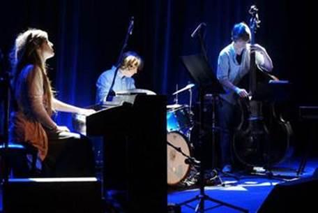 #Polish #jazz #band of talented