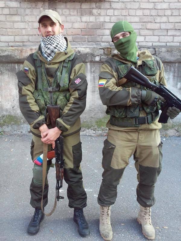 В северной части Донецка идут бои: периодически слышны артиллерийские залпы, - мерия - Цензор.НЕТ 5897