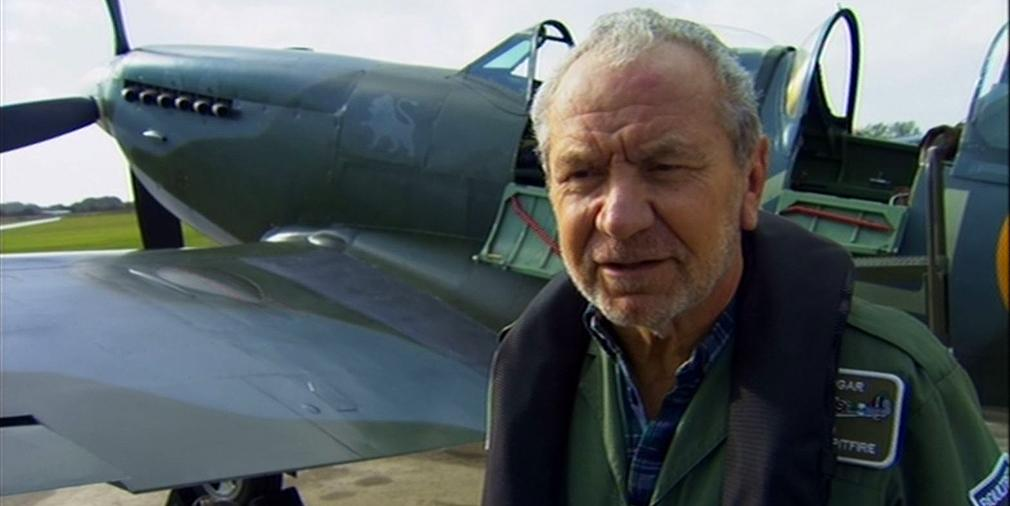 """@BBCnireland: #TheOneShow tonight,  finds out what life is like as a Spitfire pilot. 7 PM @BBCOne http://t.co/Q2kDtlDtKn""...must watch TV"
