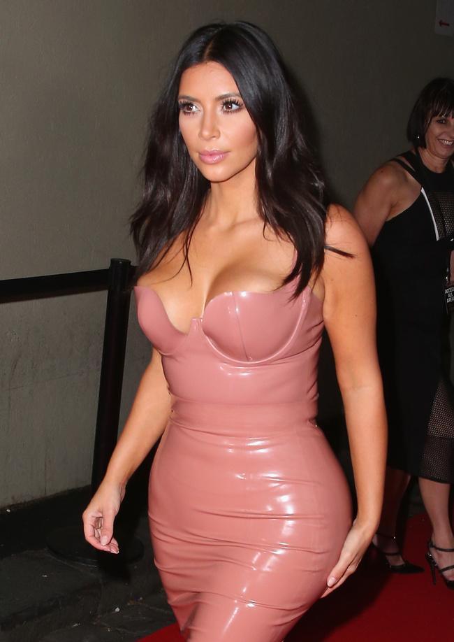 Pics kim kardashian porn The Best