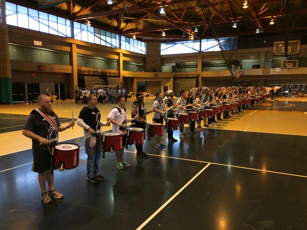 "@MadisonCorps ""Snares A Plenty"" for #MacysParade http://t.co/oFmn76p4Uz"