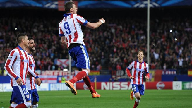 VIDEO Highlights Atletico Madrid 4 – 0 Olympiakos [Champions League]