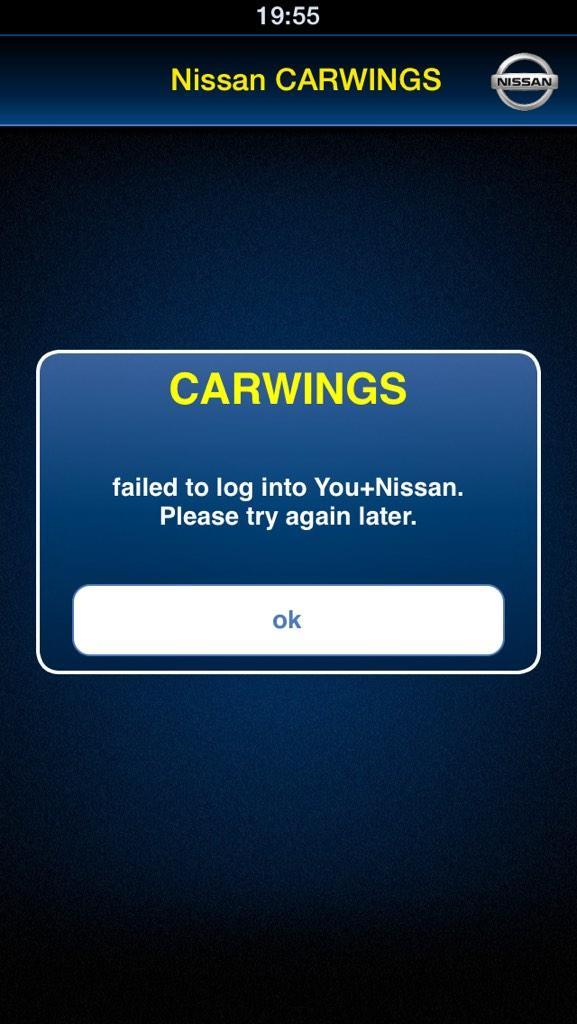 My Leaf On Twitter Quot Carwings Weer Niet Bereikbaar Nl