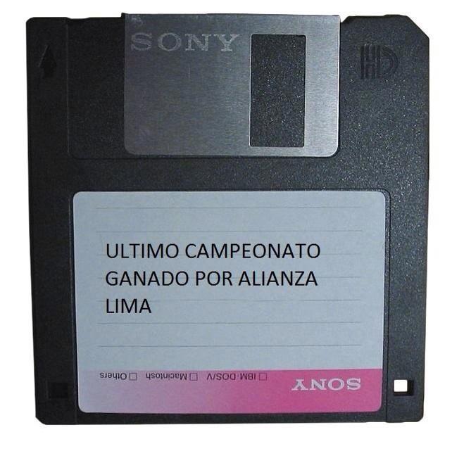 #LaÚltimaVezQueAlianzaSalióCampeón lo grabaron aquí http://t.co/vKwCTCLYbx