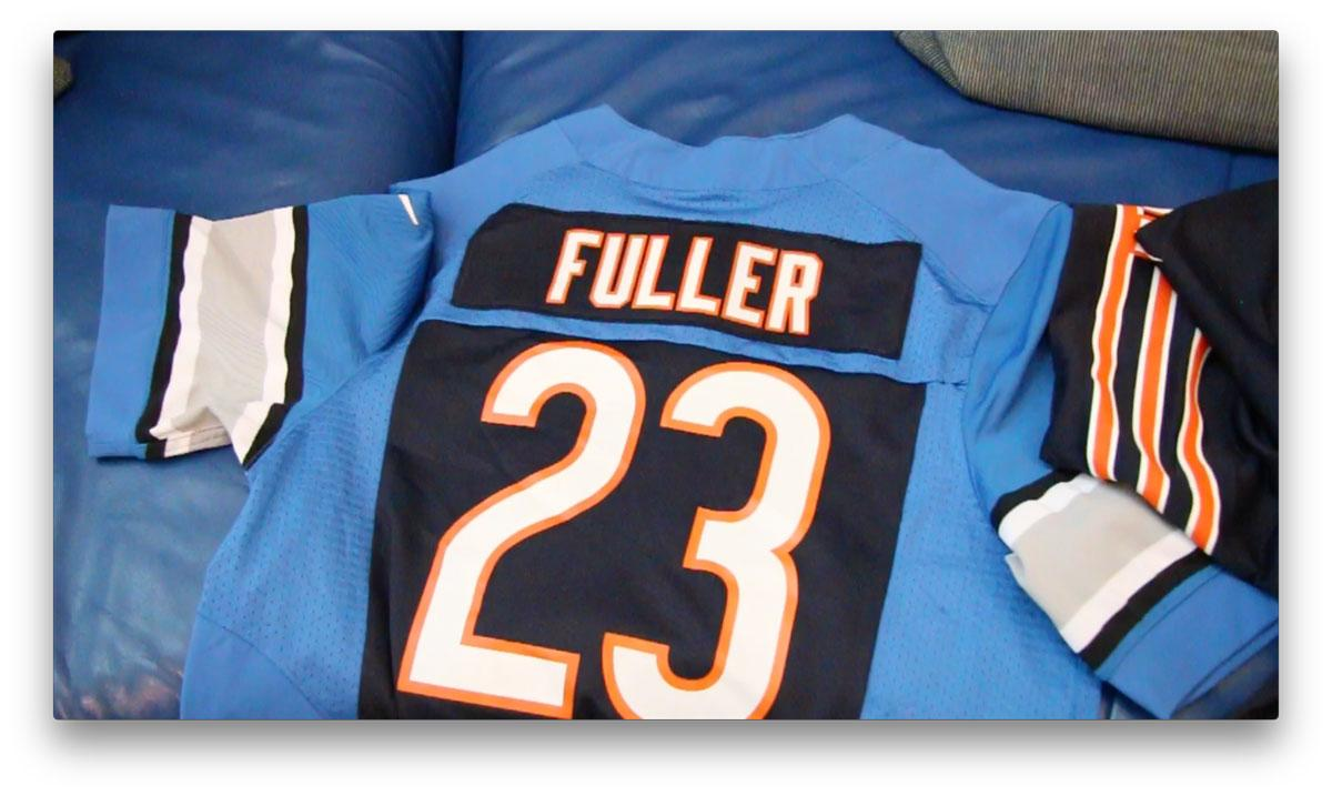 """Jerseys NFL Outlet - Detroit Lions on Twitter: """"Here are the custom jerseys the Fuller ..."""