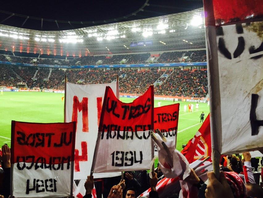 @AS_Monaco Et ça fait 3 points ! Quelle ambiance ! #DagheMunegu #B04ASM http://t.co/7FUdUoMOCU