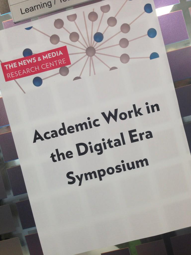 So excited to be @UniCanberra for #digitalacademic symposium http://t.co/voMo9R7OyP
