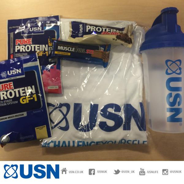 #GIVEAWAY RT & FOLLOW @USN_UK To #WIN this fantastic bundle (Announced 5/12) #Competition! It's USN #CompThursdays! http://t.co/vTY9WoTbmK