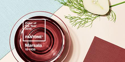 It's here! The @WSJ announces the Pantone Color of the Year for 2015 is #Marsala http://t.co/83Yd4o8tUD http://t.co/jN2ug3gmGl