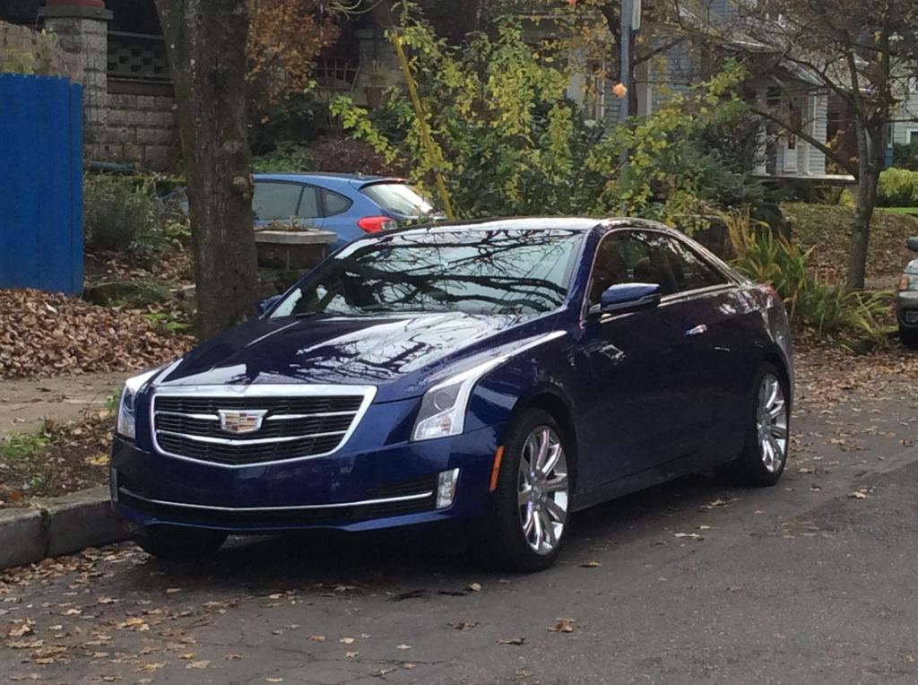 Is Cadillac A Foreign Car >> Jetta Bates On Twitter Testing The Cadillac Ats Has Been
