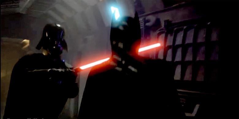 Batman And Darth Vader Fight To The Death http://t.co/sFb7XFapco http://t.co/tHiOcwRcrv