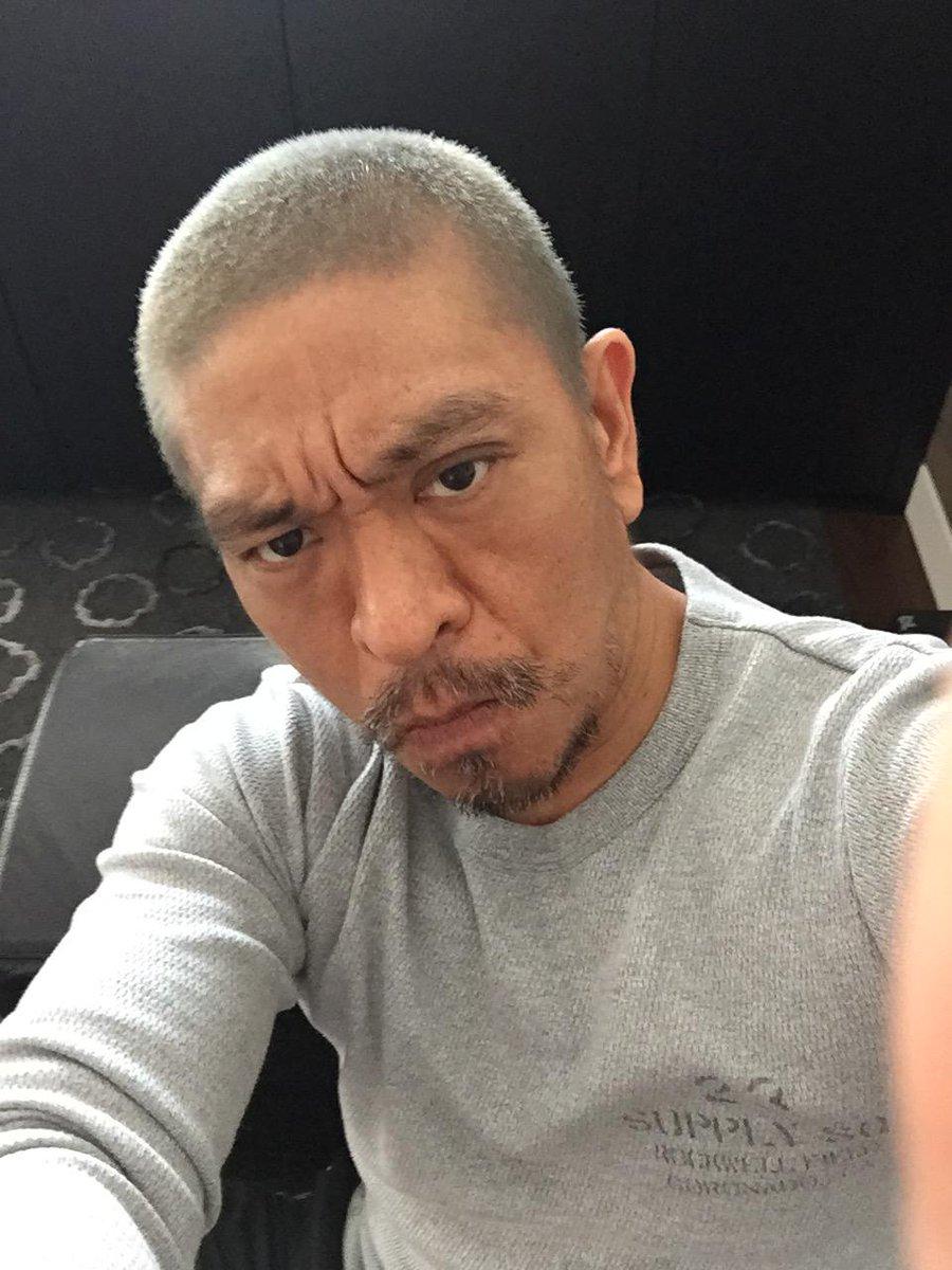 【悲報】松本人志、銀髪にする