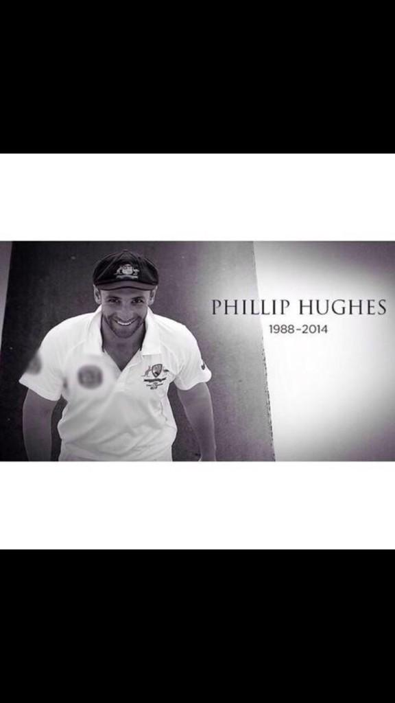Just far too young...He was only doing the job he loved...and was brilliant at it... #RIPHughes http://t.co/haw1UZzJNc