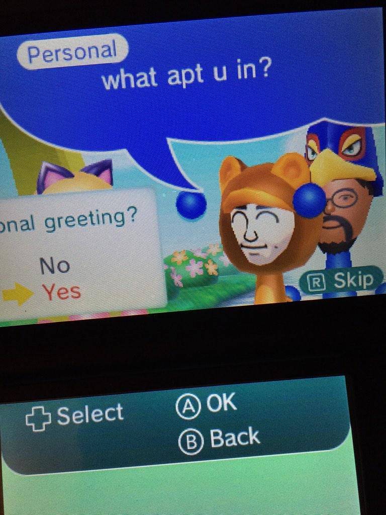 the thirst is real. some fool tryna slide into my streetpasses? http://t.co/jXFh90owKZ