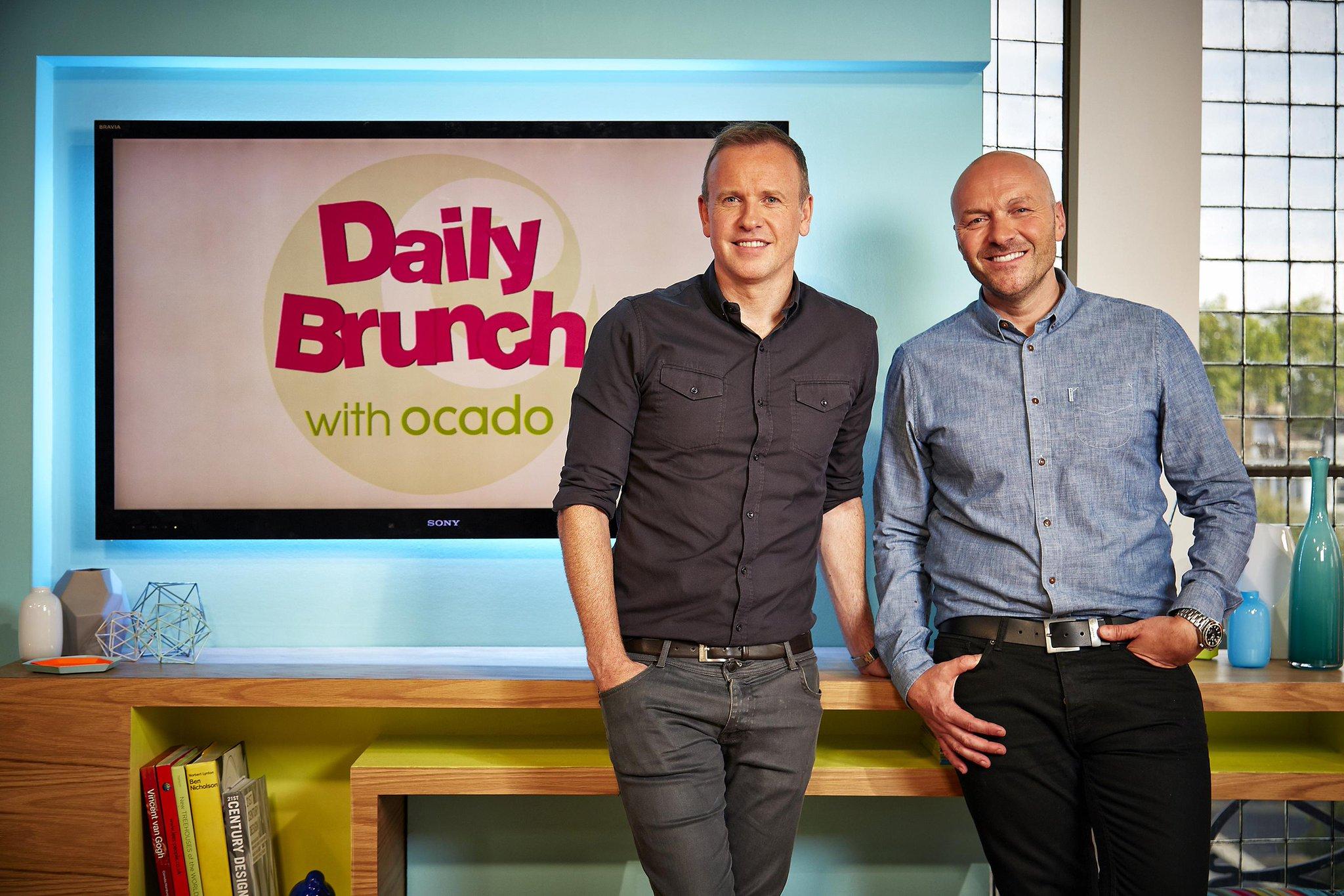 RT @surreysmashers: Catch @gabbywhite011 @ChrisAdcock1 on the sofa with @timlovejoy @simonrim on Friday's @DailyBrunchC4, 10am, Channel 4 h…