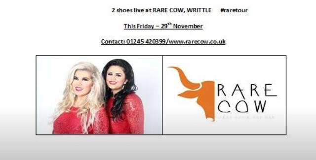 So excited for @rarecow writtle tomorrow night!!! #raretour 😁❤️⭐️x http://t.co/gbjOYYPGnc