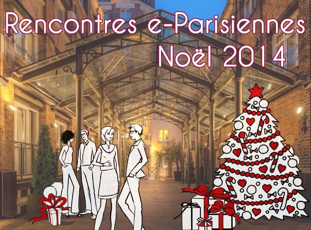 Chic ! Ce soir nos @eparisiennes jouent les Noël Planner aux @JardinsduMarais ! #estorynoel http://t.co/fp9KigAAQU