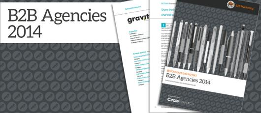 Our new B2B Agencies Report reveals industry trends, league tables and comparisons: http://t.co/2y5MOUXZJo http://t.co/wCBodqY7cY