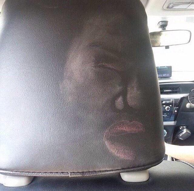 Ladies.. Always wear your seatbelt. http://t.co/EDnhuZKe1u