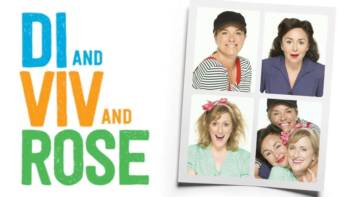 RT @visitlondon: BOOK NOW! See the fab @DiVivandRose with @jennarusselluk @mouthwaite @Samanthaspiro in #London http://t.co/tFxqA7gYjy http…