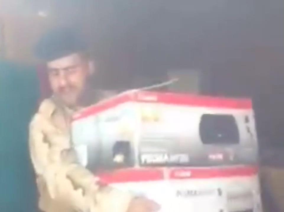 تفجير المساجد في السعدية وجلولاء